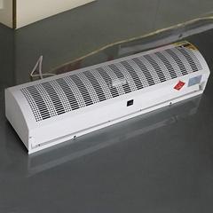 工业冷暖电热风幕机