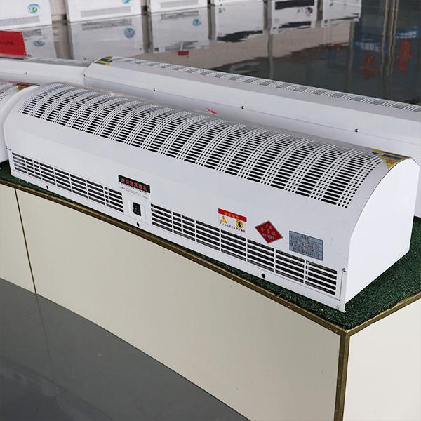 工业冷暖电热风幕机 5