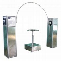 IPX34摆管淋雨试验装置(开放式)