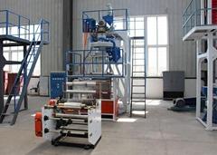 HDPE LDPE PE FFS PP Blown Film Machine