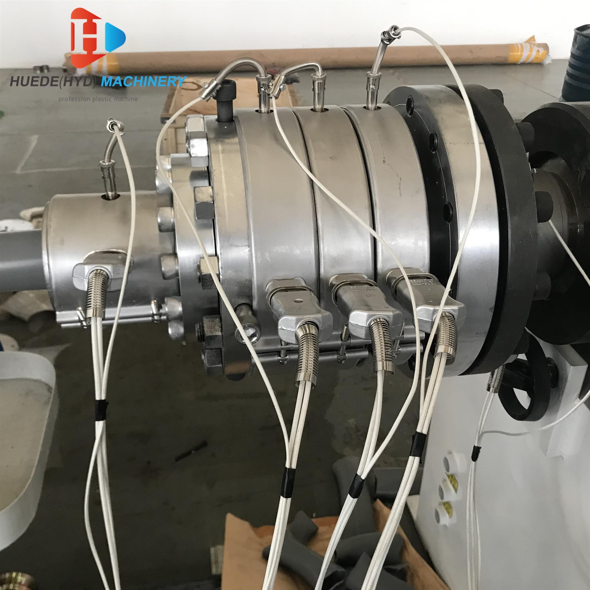 PVC Plastic Water Supply Pipe Tube Making Machine Water Drain Pipe Production Li 4