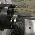 PVC Edge Band Profile Window Making Machine Profile Extrusion Line Double Cavity 5