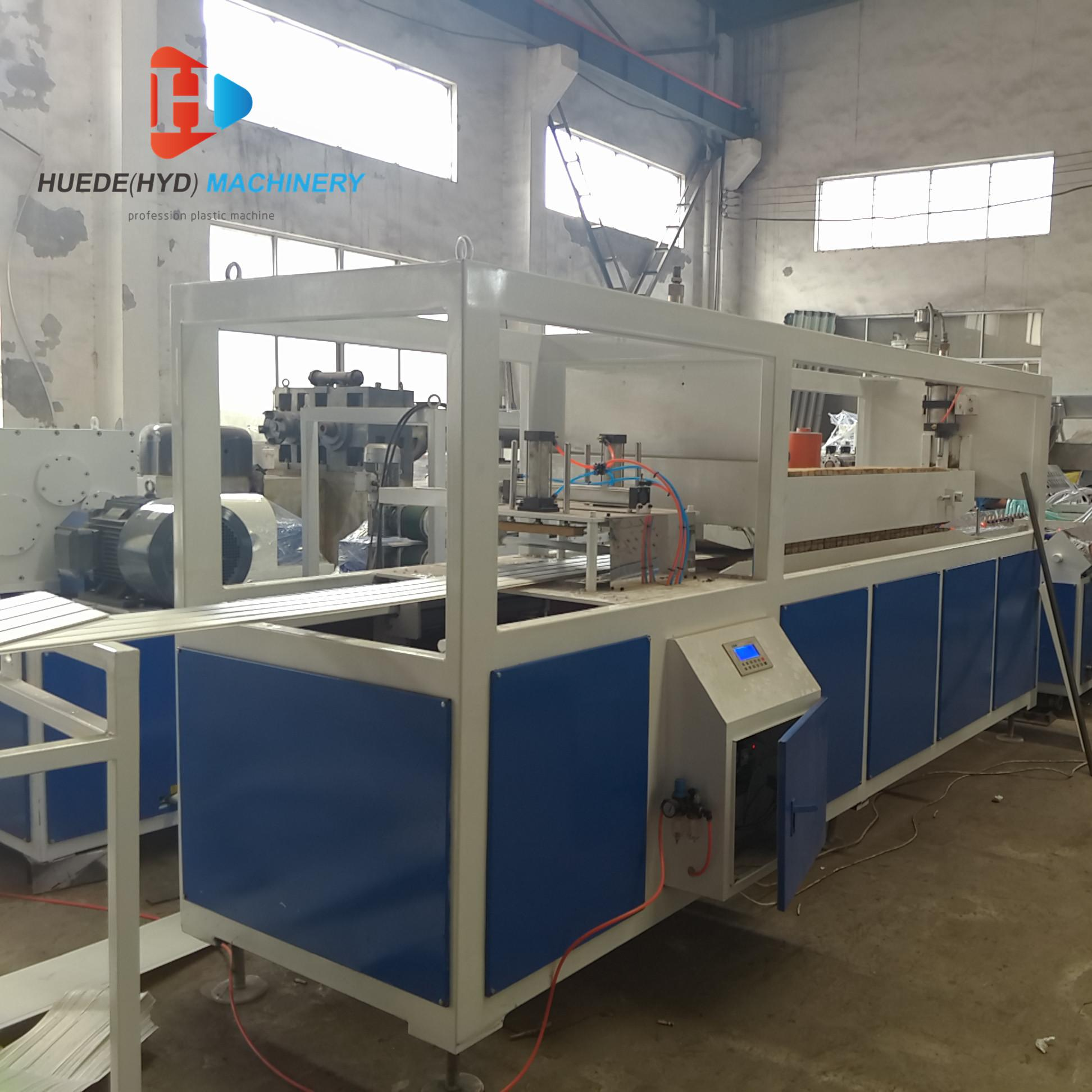 PVC Wall Panel Making Machine Ceiling Panel Making Panels Production Lines 2