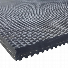 antiskid cow mat for dairy farm
