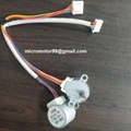 Byj Series 28byj48 Speed-Down Stepper Motor for Air Condition and Home-Appliance