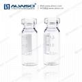 2mL 11mm鉗口 頂空瓶 樣品瓶 透明帶刻度 自動進樣玻璃瓶 1