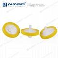 Labfil Yellow Nylon Syringe filter 3
