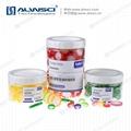 Labfil Yellow Nylon Syringe filter 5