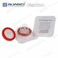 Labfil Individual Package Sterile 13mm PTFE Syringe filter 3