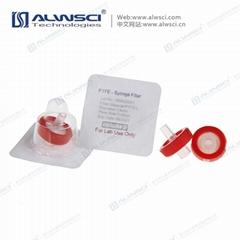 Labfil 13mm無菌濾器 PTFE 聚四氟乙烯 獨立包裝 過濾器
