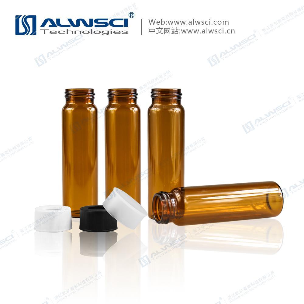 ALWSCI Glass 40ml VOA EPA TOC Vial 4