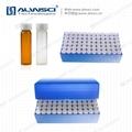 ALWSCI Glass 40ml VOA EPA TOC Vial 5