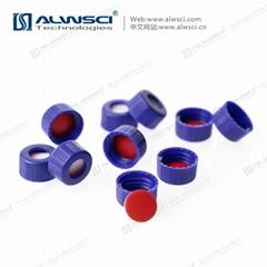 ALWSCI 一體式蓋墊 Bonded粘合9-425瓶蓋 PTFE硅膠復合墊