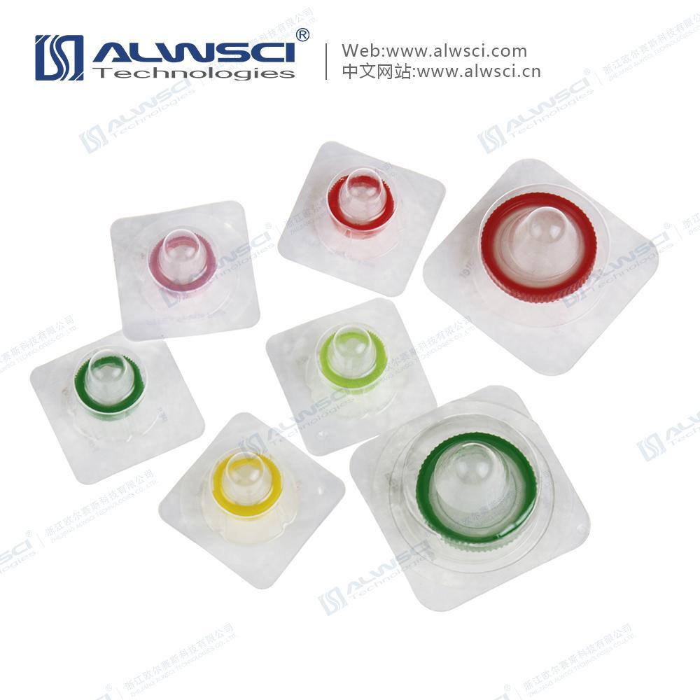 Labfil 25mm無菌濾器 PVDF 聚偏氟乙烯 獨立包裝 過濾器 4