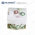 Labfil 25mm無菌濾器 PVDF 聚偏氟乙烯 獨立包裝 過濾器 5