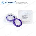 Labfil 25mm無菌濾器 PVDF 聚偏氟乙烯 獨立包裝 過濾器 2