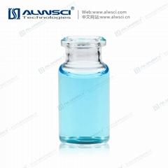 ALWSCI 10mL 20mm 钳口 顶空进样瓶 气相顶空