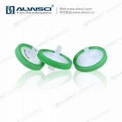 Labfil 25mm混合纤维素MCE 水系针式过滤器0.45um