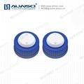 ALWSCI GL45 流动相瓶盖 四氟 3孔