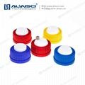 ALWSCI GL45 流动相试剂瓶盖 4孔