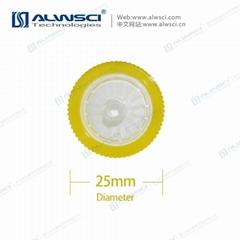 Labfil 25mm 有机系针头过滤器 尼龙NY