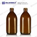 Glass Bottle & Tamper-Evident Closures 500mL