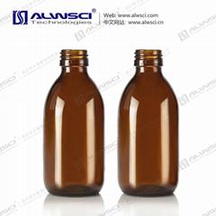 200mL 防盗口 棕色玻璃试剂瓶 分装 储存