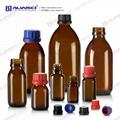 Glass Bottle & Tamper-Evident Closures 200mL