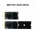 SSD SSD NGFF M.2 2242 128G 256G 512G Notebook General
