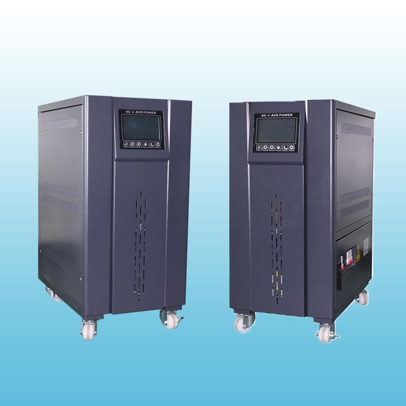 3 phase 30kva servo voltage stabilizer avr 1