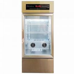 悠樂滋商用酸奶機全自動發酵機智能型發酵冷藏一體機小型發酵箱櫃