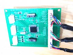 空氣淨化器轉接板開發板