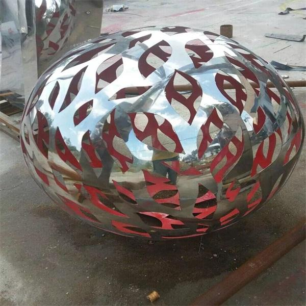鏤空雕塑不鏽鋼雕塑 5
