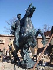 不鏽鋼雕塑現代雕塑