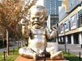 不锈钢雕塑现代雕塑 2