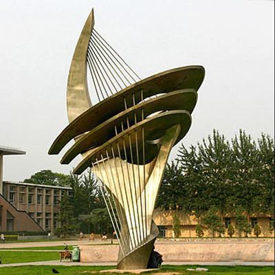 不锈钢雕塑现代雕塑 3