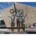 不锈钢雕塑现代雕塑 4