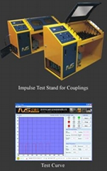 Hose Tube Pipe Test Stand
