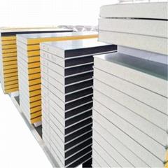 聚氨酯PU/PIR/PUR复合板 夹芯板