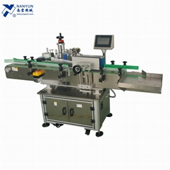 NY-822A Full-Auto Rolling Type Vertical Round Bottle Labeling Machine