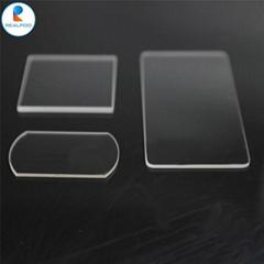 N-BK7 Borosilicate B270 Sapphire fused silica quartz optical glass window