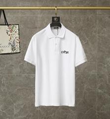homme 2021SS Polo shirt,white      Polo shirt,1:1 quality      polo shirt