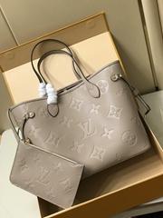 cow leather    shopping bag, high quality    lady handbag,top replica