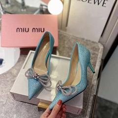 latest Miu Miu Pumps,fashion Miu Miu high heel shoes,original quality Miu Miu