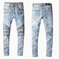 Whosale top balmain Mens jeans, High