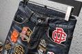 Wholesale original quality DSQ jeans, embroidery logo style DSQ jeans,DSQ jeans  4