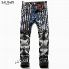 hot sell latest man Balmain jeans, fashion Balmain jeans, Balmain denim pants (Hot Product - 1*)