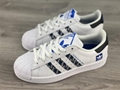 Classic        Superstar shoes,white