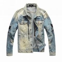 New arrival Amiri jean jacket,best quality Amiri jacket, high replica men Amiri