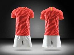 soccer jersey football shirt Sportswear men Suit Shorts national soccer jersey
